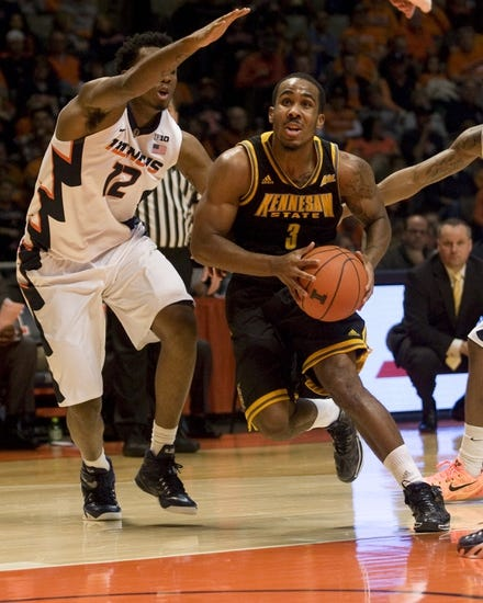 Atlantic Sun Quarterfinal-USC Upstate Spartans vs. Kennesaw State Owls - 3/3/15 College Basketball Pick, Odds, and Prediction