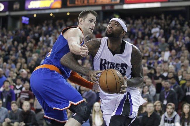 Kings at Knicks - 3/3/15 NBA Pick, Odds, and Prediction