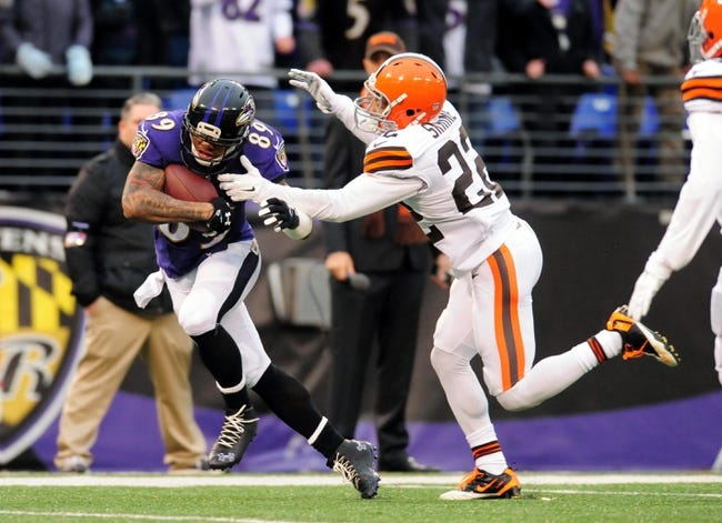 Baltimore Ravens vs. Cleveland Browns - 10/11/15 NFL Pick, Odds, and Prediction