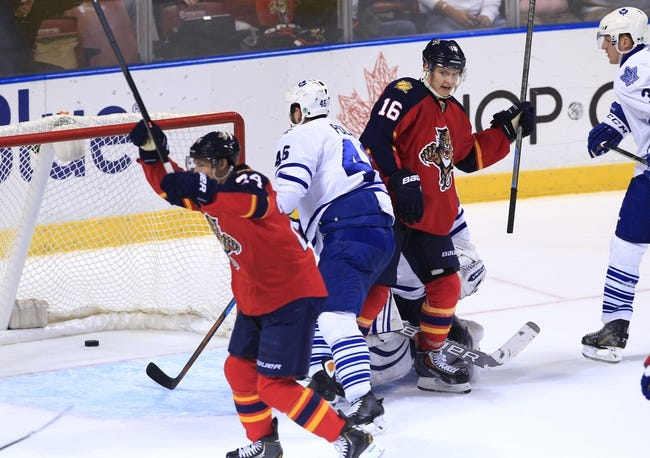 Toronto Maple Leafs vs. Florida Panthers - 2/17/15 NHL Pick, Odds, and Prediction