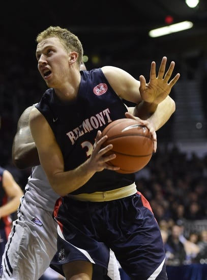 OVC Conference Tournament Quarterfinals - Eastern Illinois Panthers vs. Belmont Bruins - 3/5/15 College Basketball Pick, Odds, and Prediction