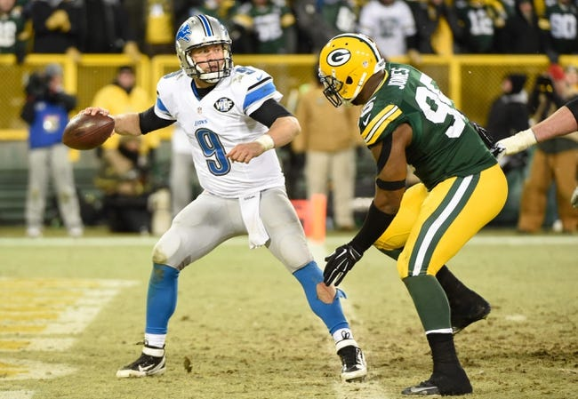 Fantasy Football 2015: Packers at Lions Week 13 Preview