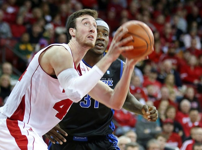 Wisconsin vs. Nebraska - 1/15/15 College Basketball Pick, Odds, and Prediction
