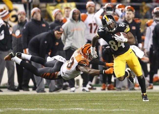 Cincinnati Bengals at Pittsburgh Steelers NFL Score, Recap, News and Notes
