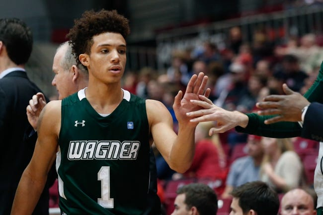 NEC Quarterfinal-Robert Morris Colonials vs. Wagner Seahawks - 3/4/15 College Basketball Pick, Odds, and Prediction