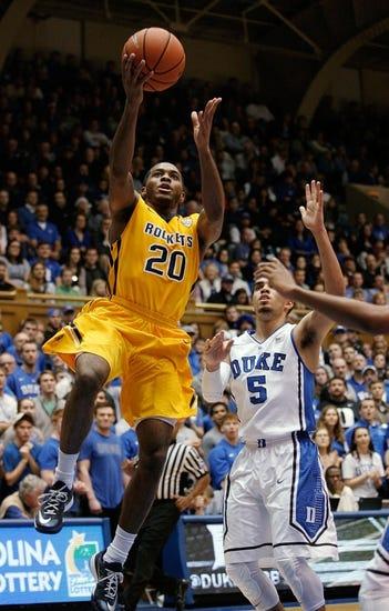 Ohio Bobcats vs. Toledo Rockets - 1/14/15 College Basketball Pick, Odds, and Prediction