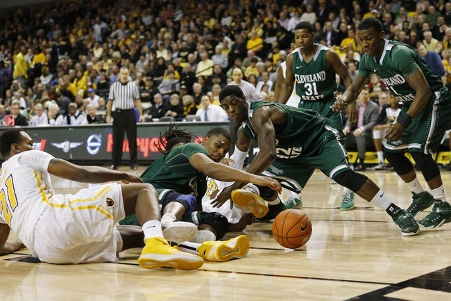 Cleveland State vs. Detroit - 1/23/15 College Basketball Pick, Odds, and Prediction