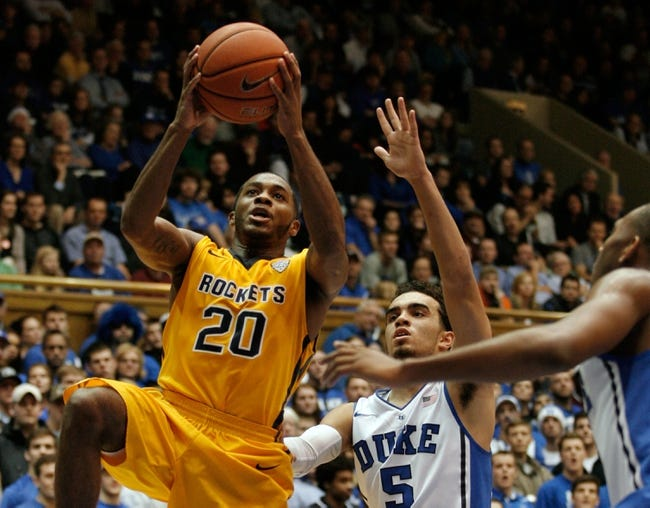 Toledo Rockets vs. Central Michigan Chippewas - 1/6/15 College Basketball Pick, Odds, and Prediction