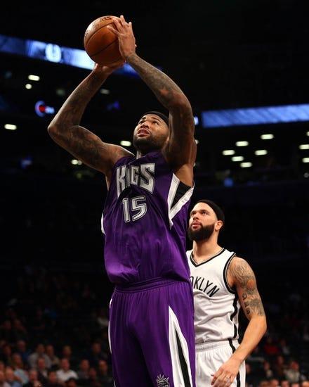 Sacramento Kings vs. Brooklyn Nets - 1/21/15 NBA Pick, Odds, and Prediction