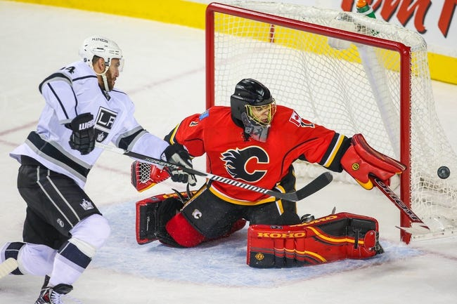 Los Angeles Kings vs. Calgary Flames - 1/19/15 NHL Pick, Odds, and Prediction