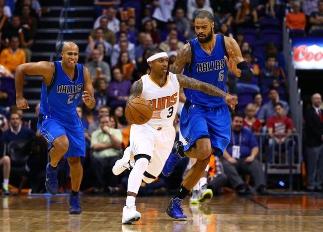 Suns vs. Mavericks - 3/22/15 NBA Pick, Odds, and Prediction