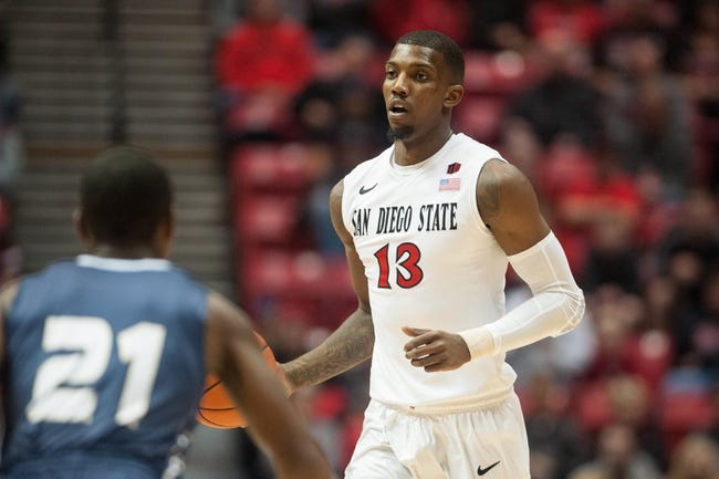 San Diego State vs. Air Force - 12/31/14 College Basketball Pick, Odds, and Prediction