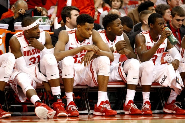Iowa vs. Ohio State - 1/17/15 College Basketball Pick, Odds, and Prediction