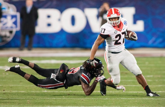 College Football Preview: The 2015 Georgia Bulldogs