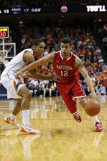 Virginia Commonwealth Rams vs. Davidson Wildcats - 1/7/15 College Basketball Pick, Odds, and Prediction