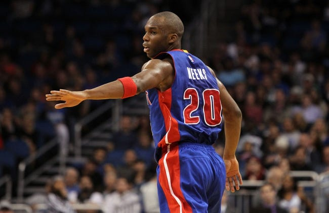 Fantasy Basketball 2014-15: Sleeper Picks 1/2/15