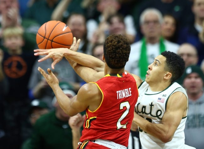 Maryland vs. Michigan State - 1/17/15 College Basketball Pick, Odds, and Prediction