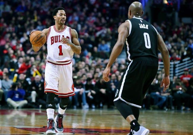 Nets vs. Bulls - 4/13/15 NBA Pick, Odds, and Prediction