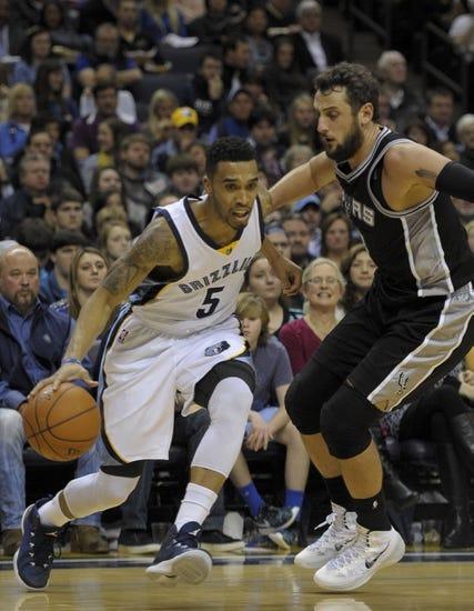 San Antonio Spurs vs. Memphis Grizzlies - 3/29/15 NBA Pick, Odds, and Prediction