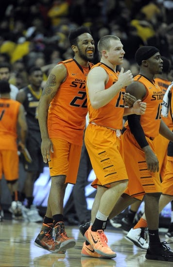 Oklahoma State vs. Kansas State - 1/3/15 College Basketball Pick, Odds, and Prediction