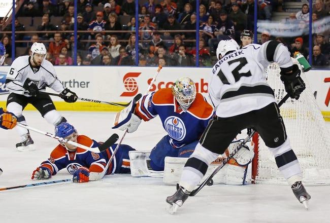 Oilers vs. Kings - 3/3/15 NHL Pick, Odds, and Prediction