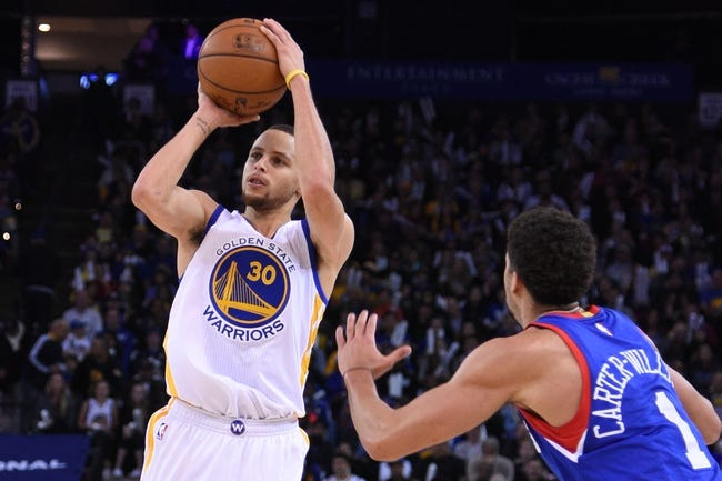 76ers vs. Warriors - 2/9/15 NBA Pick, Odds, and Prediction