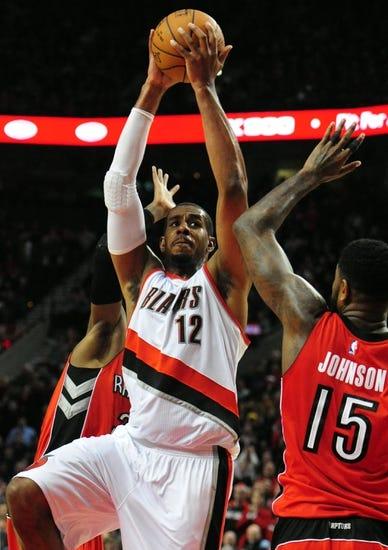 Toronto Raptors vs. Portland Trail Blazers - 3/15/15 NBA Pick, Odds, and Prediction