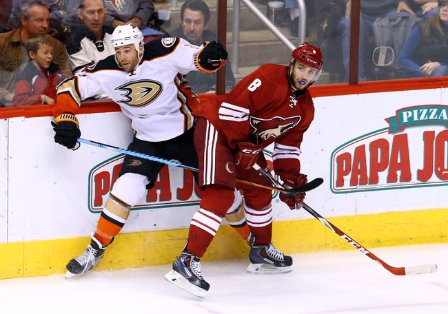 Coyotes vs. Ducks - 3/3/15 NHL Pick, Odds, and Prediction