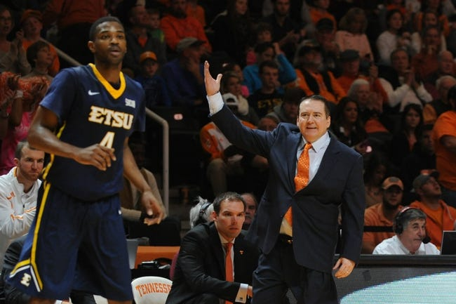 East Tennessee State vs. Mercer - 1/8/15 College Basketball Pick, Odds, and Prediction