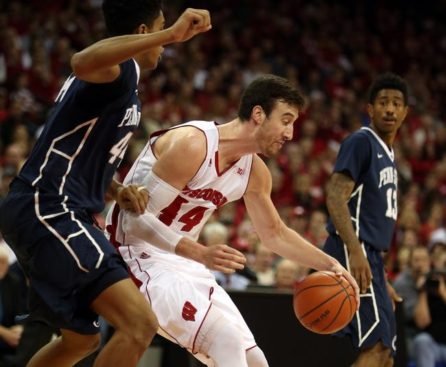 Northwestern vs. Wisconsin - 1/4/15 College Basketball Pick, Odds, and Prediction