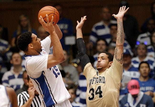 Samford Bulldogs vs. Wofford Terriers - 1/3/15 College Basketball Pick, Odds, and Prediction