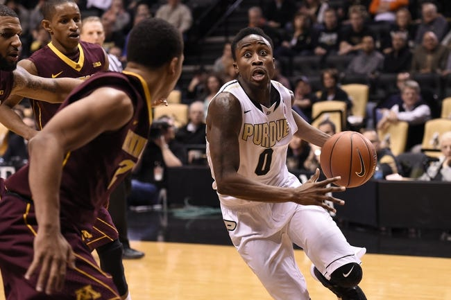 Minnesota vs. Purdue - 2/7/15 College Basketball Pick, Odds, and Prediction