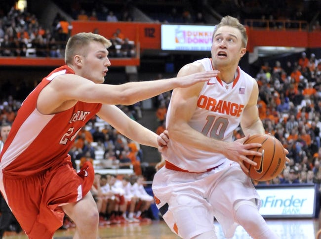 Syracuse vs. Cornell - 12/19/15 College Basketball Pick, Odds, and Prediction