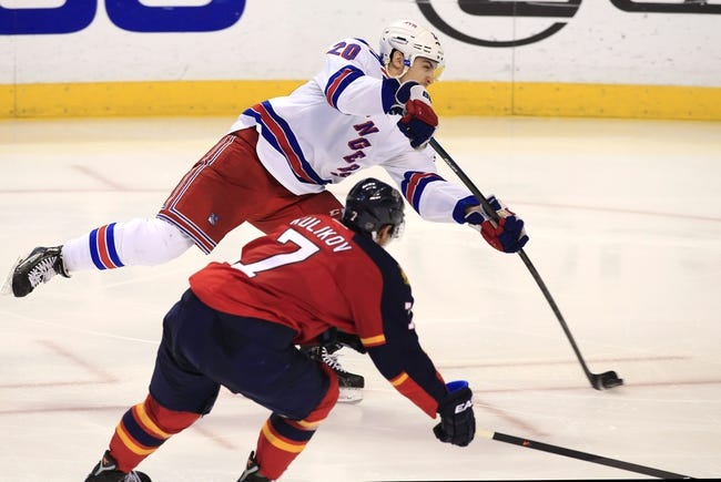 New York Rangers vs. Florida Panthers - 2/2/15 NHL Pick, Odds, and Prediction