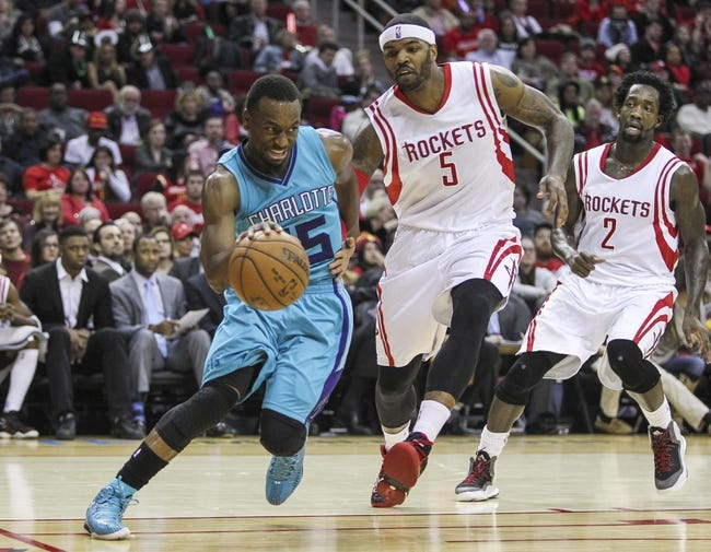 Rockets at Hornets - 4/13/15 NBA Pick, Odds, and Prediction