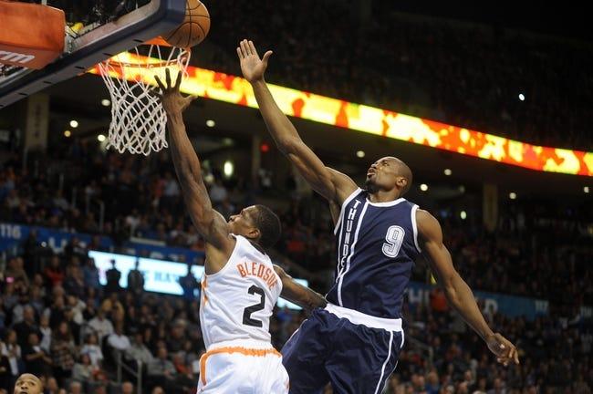 Suns vs. Thunder - 2/26/15 NBA Pick, Odds, and Prediction