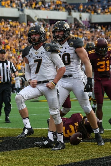 College Football Preview: The 2015 Missouri Tigers