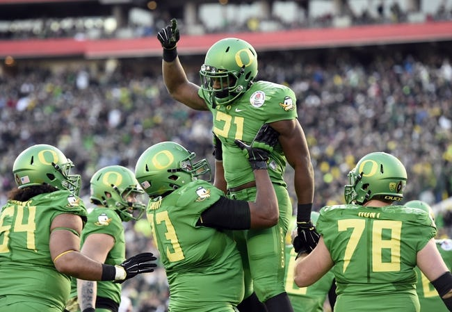 College Football Preview: The 2015 Oregon Ducks