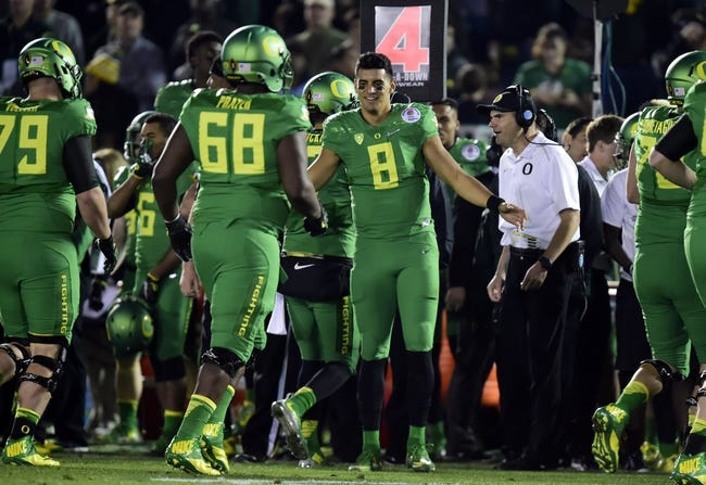 Oregon vs. Ohio State - 1/12/15 College Football Pick, Odds, and Prediction