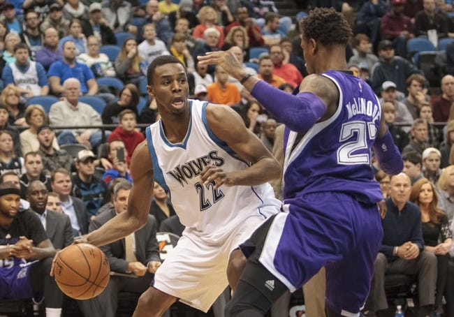 Sacramento Kings vs. Minnesota Timberwolves - 4/7/15 NBA Pick, Odds, and Prediction