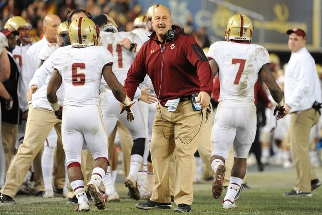 College Football Preview: The 2015 Boston College Eagles