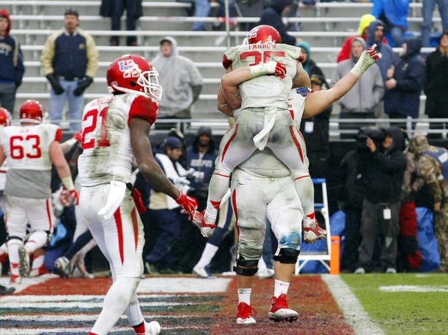Houston Cougars vs. SMU Mustangs - 10/8/15 College Football Pick, Odds, and Prediction