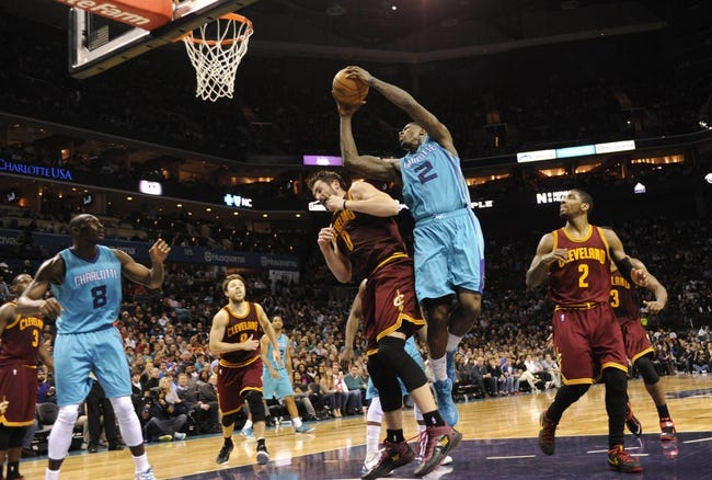 Cavaliers vs. Hornets - 1/23/15 NBA Pick, Odds, and Prediction