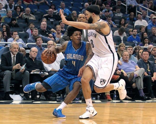 Brooklyn Nets vs. Orlando Magic - 4/15/15 NBA Pick, Odds, and Prediction