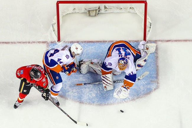 Islanders vs. Flames - 2/27/15 NHL Pick, Odds, and Prediction