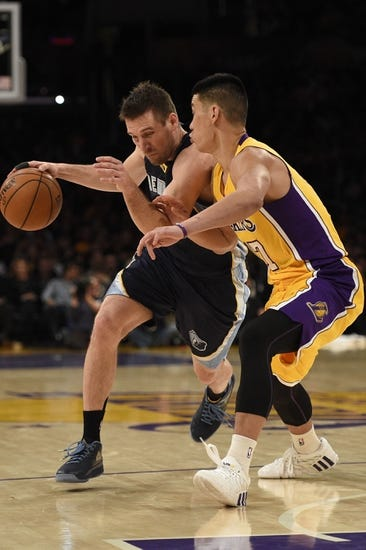 Memphis Grizzlies vs. Los Angeles Lakers - 3/6/15 NBA Pick, Odds, and Prediction
