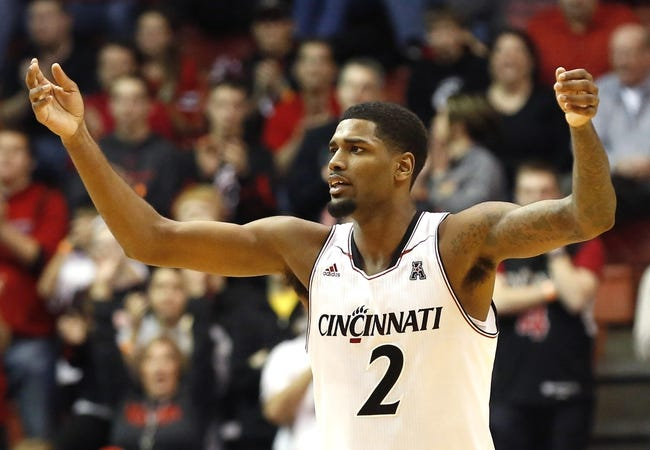 Cincinnati vs. East Carolina - 1/6/15 College Basketball Pick, Odds, and Prediction