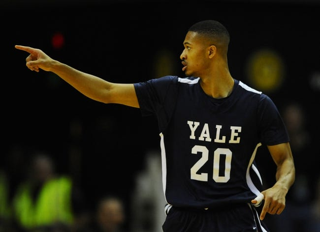 Yale vs. Brown - 1/24/15 College Basketball Pick, Odds, and Prediction