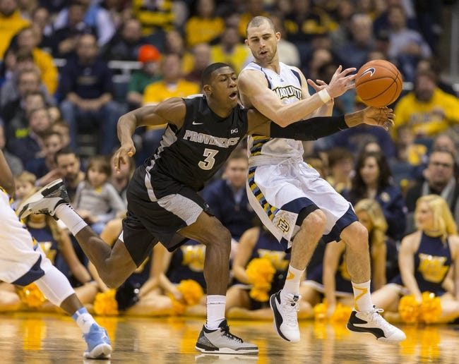 Providence Friars vs. Marquette Golden Eagles - 3/1/15 College Basketball Pick, Odds, and Prediction