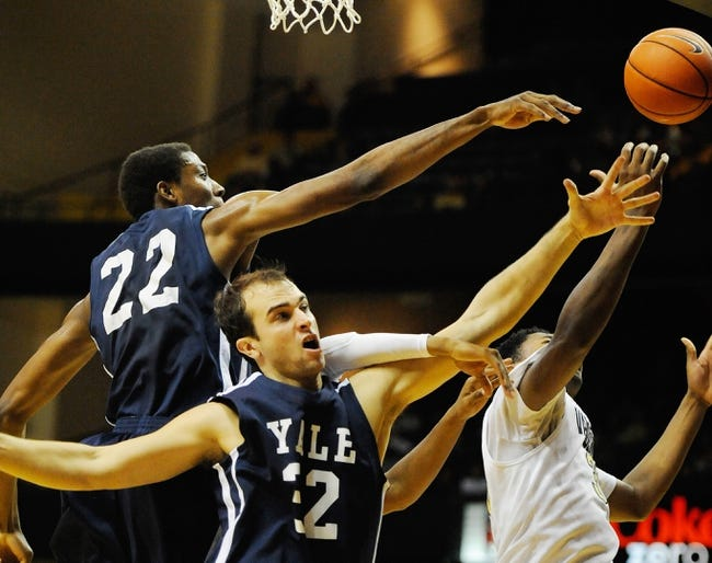 Yale Bulldogs vs. Cornell Big Red - 2/20/15 College Basketball Pick, Odds, and Prediction